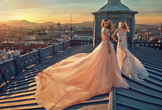 Galia lahav Budapest menyasszonyi ruha csipke