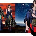 27 topmodell- köztük Axente Vanessa-  a Prada új kampányában