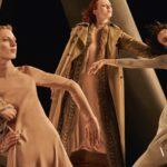 Valentino kortárs tánccsoportot álmodott őszi-téli kollekciójához