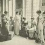 Így készült a divat 100 évvel ezelőtt