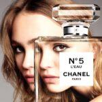 Johnny Depp lánya a Chanel 5 új arca