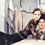 Art of Fashion – Anna és Pat Cleveland a Neiman Marcus kampányában