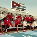 Christian Louboutin a kubai olimpiai csapatnak tervezett