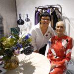 A világ legidősebb topmodelljével, Daphne Selfé-vel talákoztam
