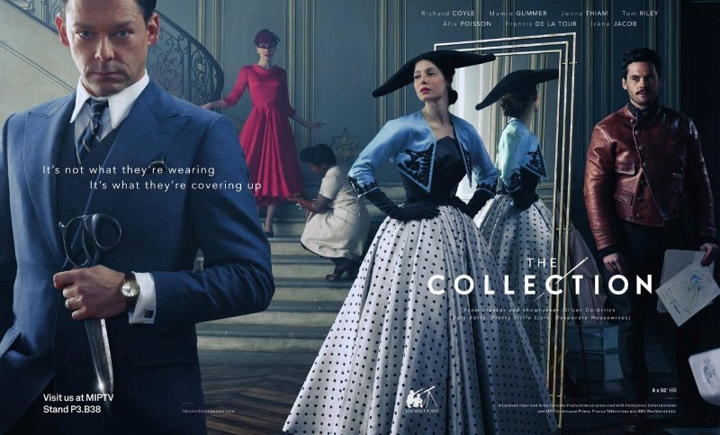 The Collection - egy sorozat, amelyet egy divatkiállítás ihletett - minden-mas, jelmez, ajanlo -