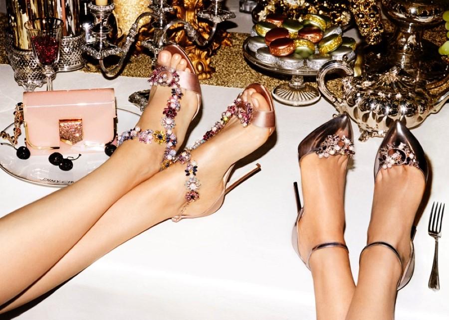 Jimmy Choo cipőklisz cipő