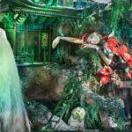 Különleges utazás a Bergdorf Goodman karácsonyi kirakataival
