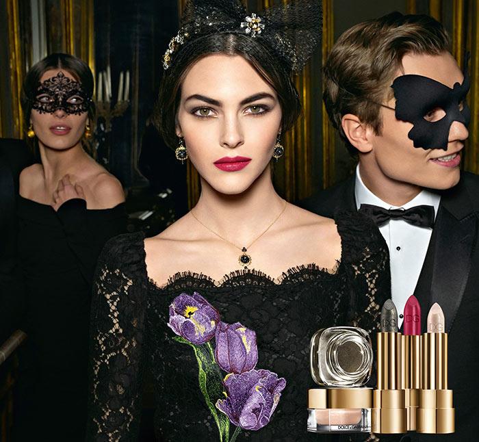Dolce & Gabbana smink kollekció