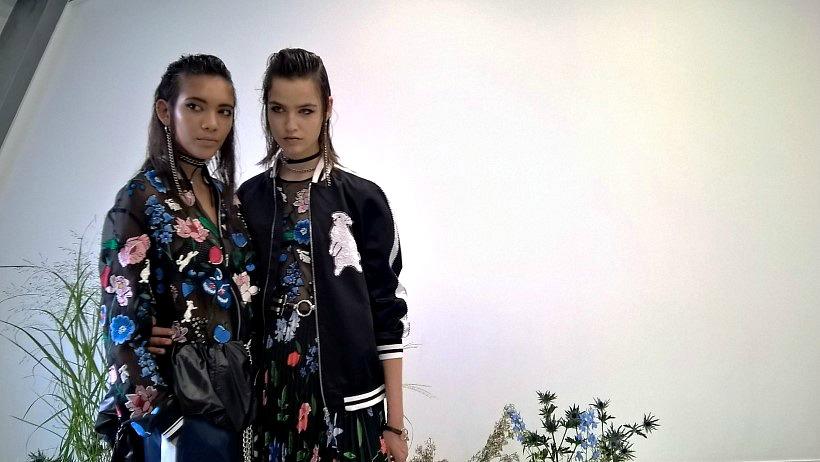 Markus Lupfer 2017 London Fashion Week divatblog beszámoló