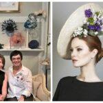 Találkozás Rachel Trevor-Morgannal, Őfelsége II. Erzsébet kalaptervezőjével