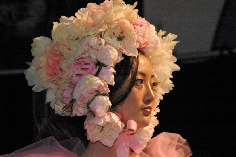 Piers Atkinson London Fashion Week kalap divattervező