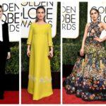 A Golden Globe legszebb ruhái a vörös szőnyegen 2017