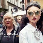 Csipke-rózsás szemüveg trend a Dolce & Gabbana-tól