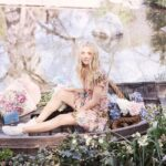 Jimmy Choo új kollekcióját Dakota Fanning reklámozza