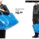 Amikor Balenciaga ötletet lop az Ikeától