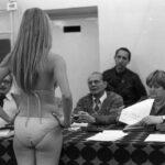Ilyen volt a manöken felvételi a hetvenes években