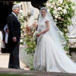 Pippa Middleton esküvőjére brit tervezőtől választott ruhát