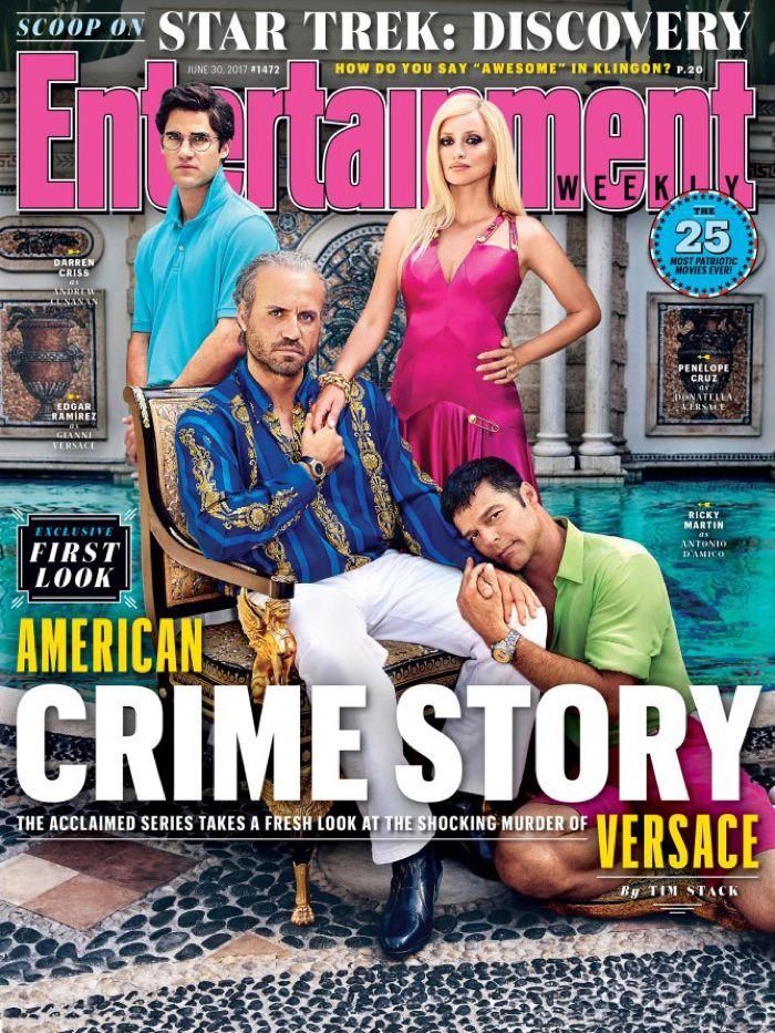 Tévésorozat készül a Versace gyilkosságról - ujdonsagok -