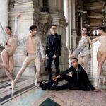 Balmain kreációkban táncolnak a Párizsi Operaház balett művészei