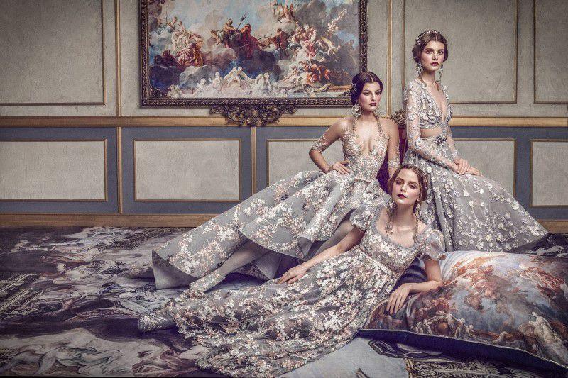 Michael Cinco Versailles-i álmai - tavaszi-es-nyari-divat, minden-mas -
