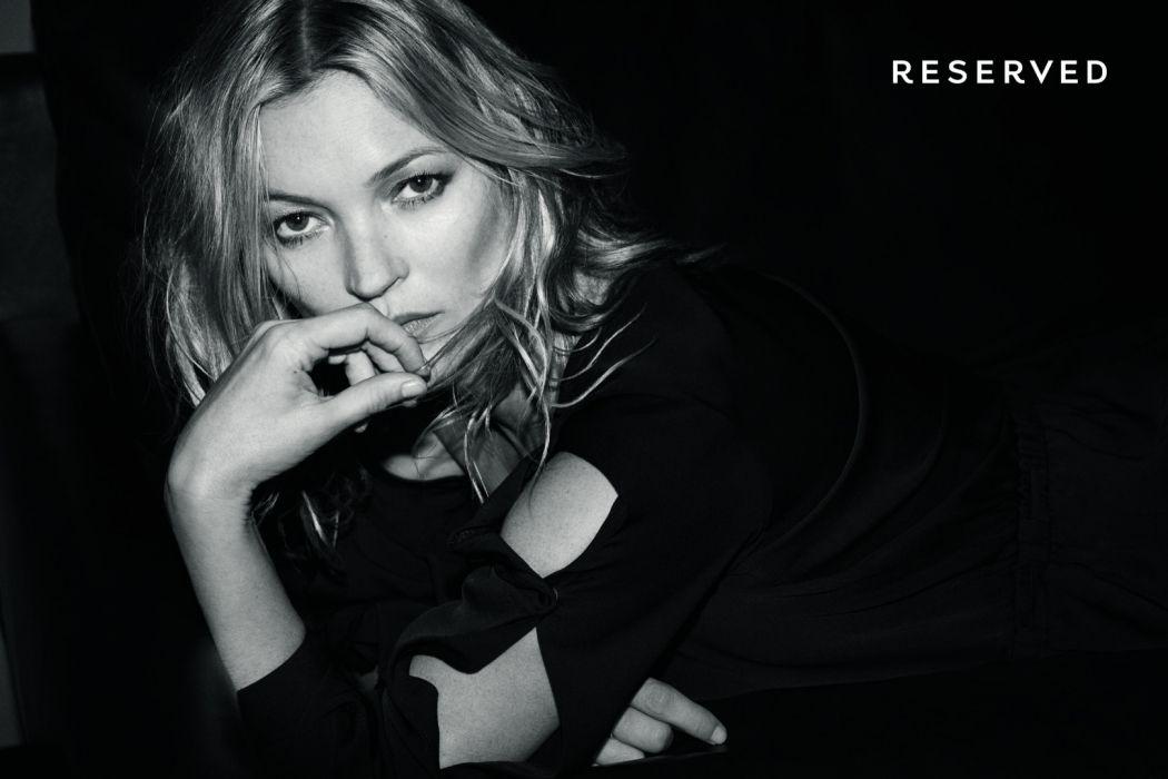 Kate Moss a Reserved arca lett - oszi-es-teli-divat -