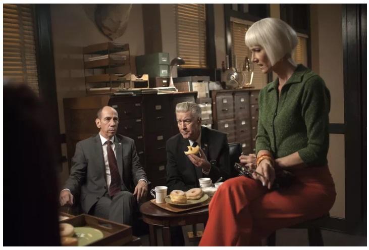 Diane, a Twin Peaks legizgalmasabb karaktere - jelmez, ujdonsagok -