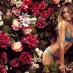 Heidi Klum fehérnemű márkája és az őszi rózsák