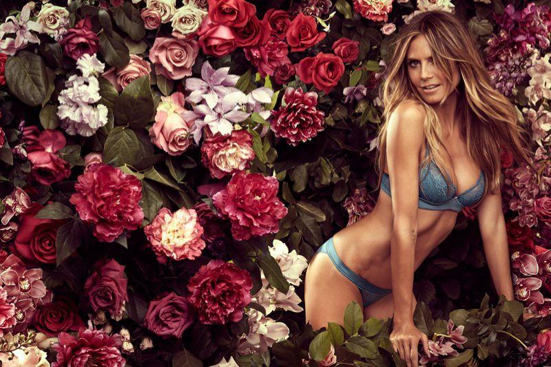 Heidi Klum fehérnemű márkája és az őszi rózsák - fehernemu-2 -
