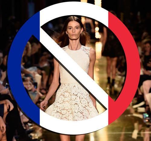 Franciaországban nem alkalmazhatnak többé túl sovány modelleket - ujdonsagok -