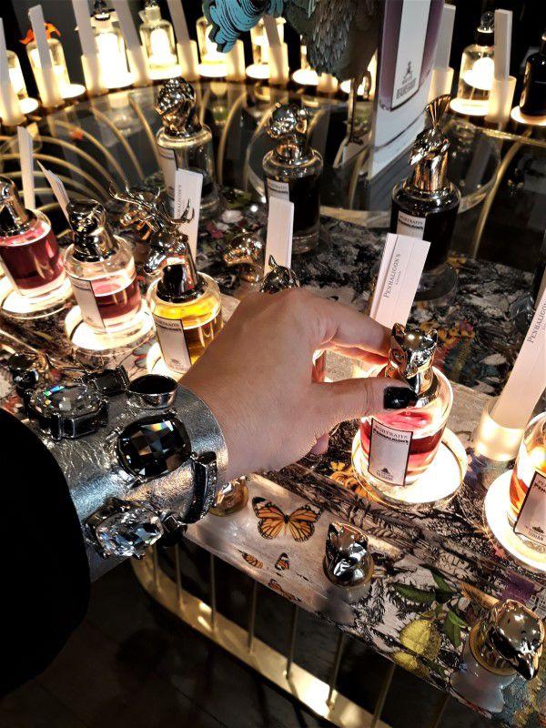 Penhaligon's - mese parfüméria a Covent Gardenben - parfum-2, beauty-szepsegapolas -