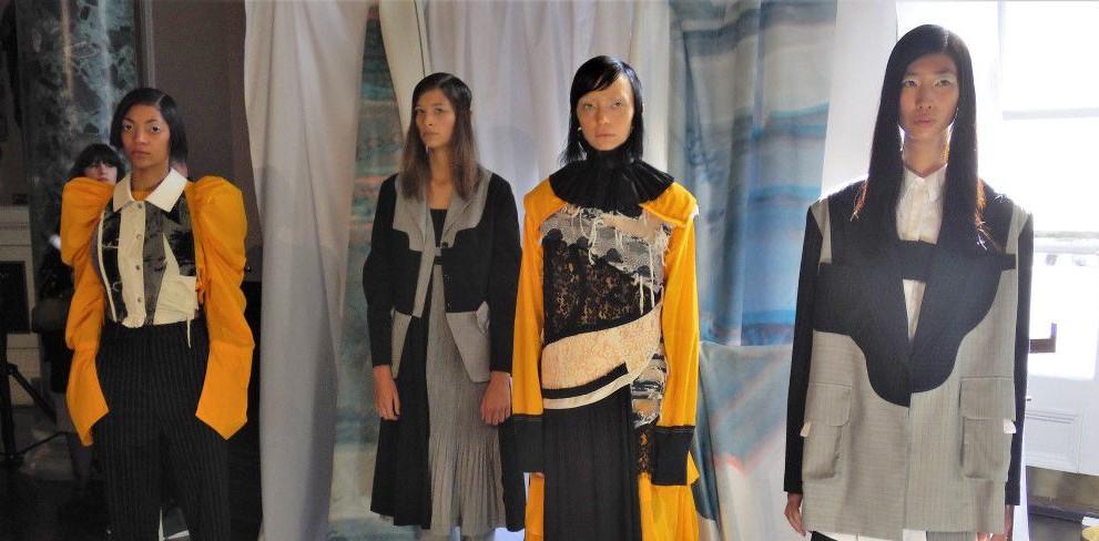#LFW Haizhenwang SS2018 - tavaszi-es-nyari-divat, london-fashion-week -