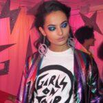 #LFW Nicola Brindle SS 2018 – Essex Girl dizsibe megy