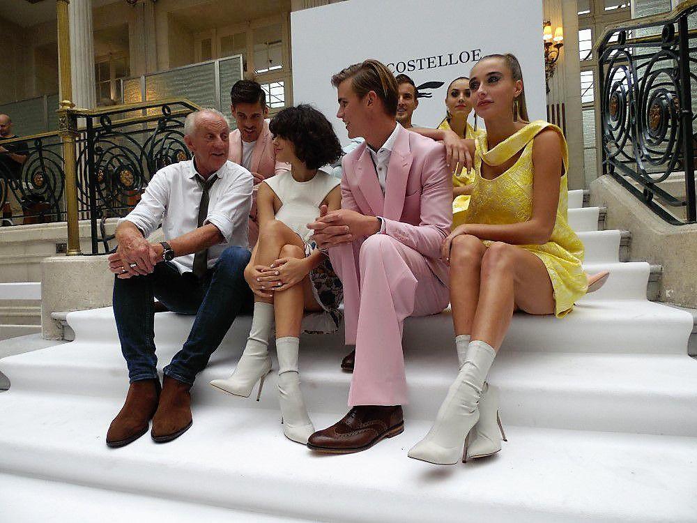 #LFW Paul Costelloe SS 2018- egy amerikai Párizsban - tavaszi-es-nyari-divat, minden-mas, london-fashion-week, fashion-week -