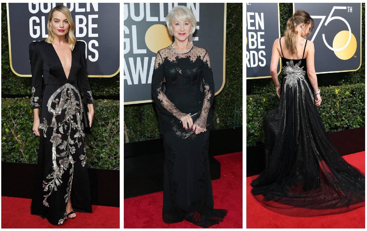 Welcome to the Black Parade - Golden Globe 2018 - voros-szonyeg-2, jelmezeksztarok, minden-mas -
