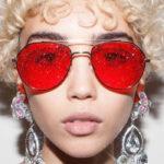 2018 új trendje- glitteres napszemüveg filterek helyett