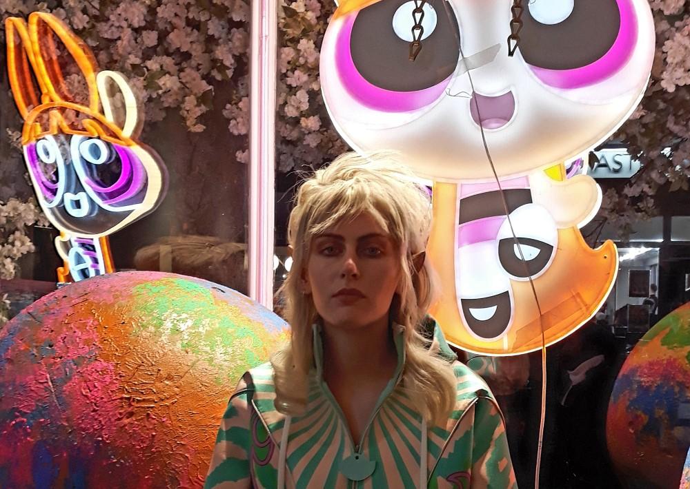 #LFW Katie Eary X Powerpuff Girls - Girl Power-t mindenkinek! - oszi-es-teli-divat, minden-mas, london-fashion-week, fashion-week, divattervezo, ujdonsagok -