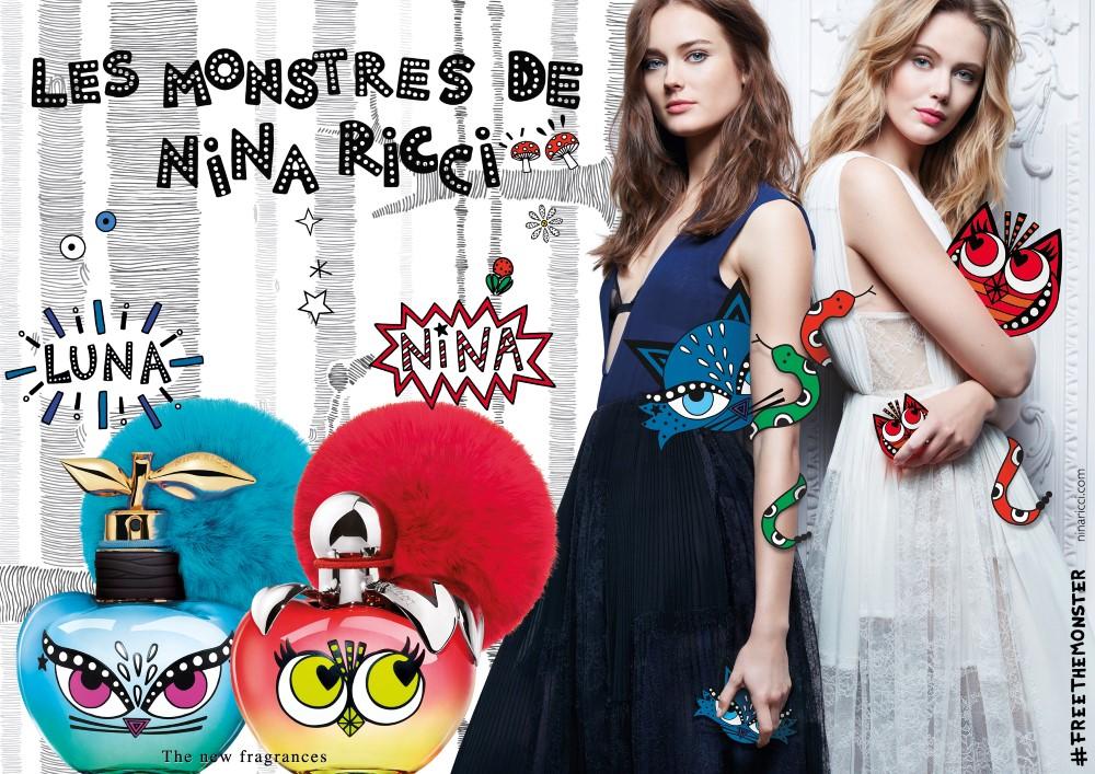 Nina Ricci: Nina és Luna a szörnyecskék birodalmában - parfum-2, beauty-szepsegapolas -