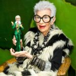 Iris Apfel előtt tiszteleg a Bergdorf Goodman