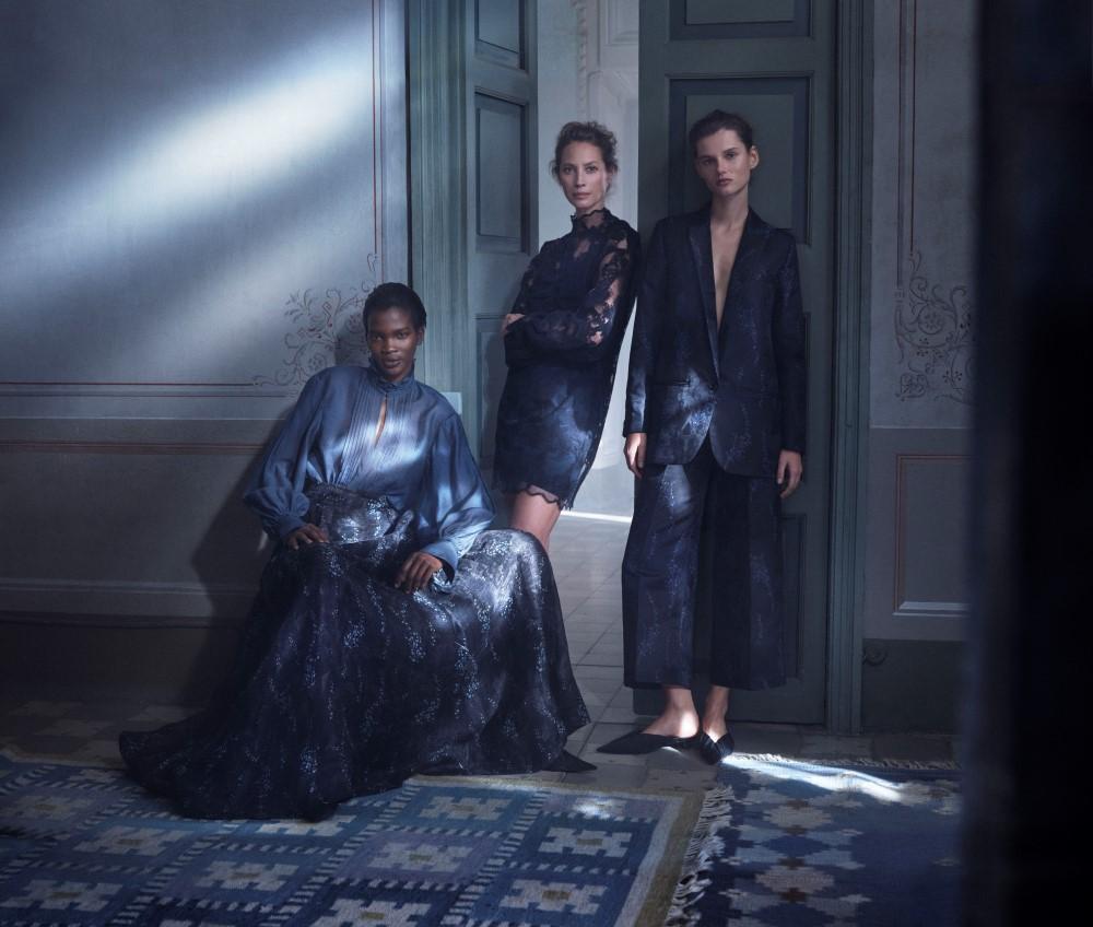 A H&M Conscious Exclusive kollekciója svéd művészpáros előtt tiszteleg - tavaszi-es-nyari-divat, minden-mas, ujdonsagok -