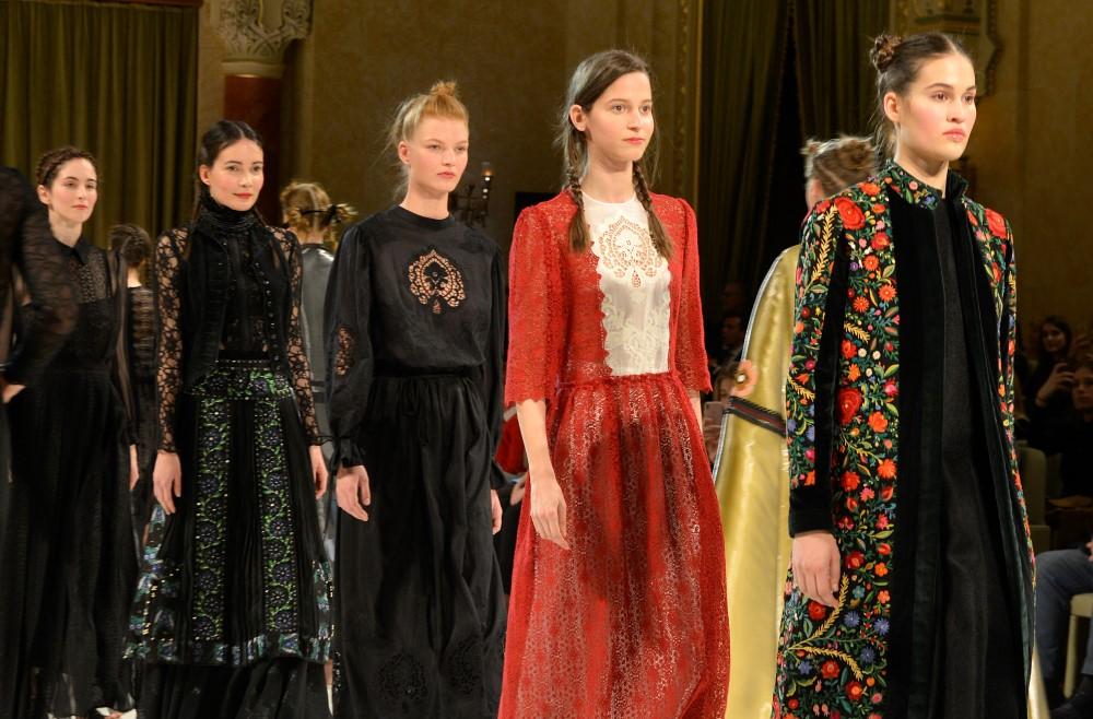 Zoób Kati meséi - 2018 Fairy Tale Haute Couture - tavaszi-es-nyari-divat -