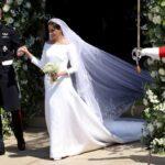 Minden, amit tudni akartál Meghan Markle esküvői ruhájáról
