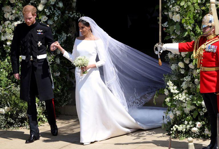 Minden, amit tudni akartál Meghan Markle esküvői ruhájáról - minden-mas -