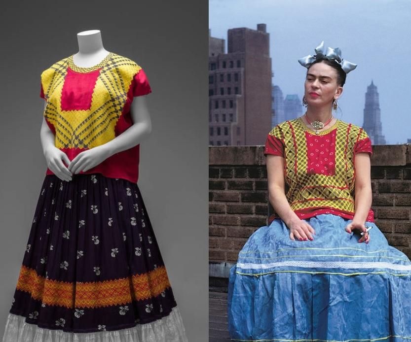 Frida Kahlo kiállítás nyílt a londoni V&A-ben - minden-mas, kiallitas, ikonok-es-divak -