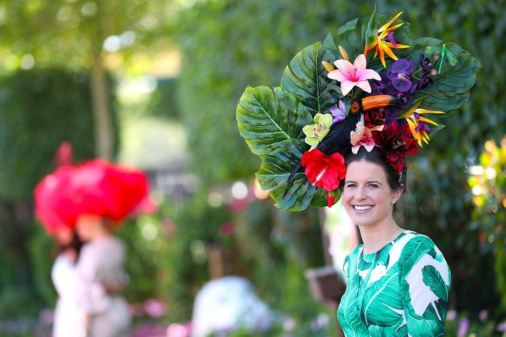 A Royal Ascot legizgalmasabb kalapjai - kiegeszitok-2, kalapok-2 -