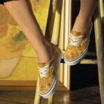 Kapszula kollekciót készített a Vans és a Van Gogh múzeum