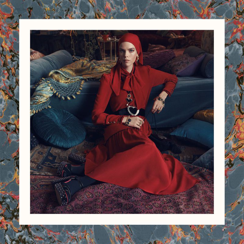 Steven Meisel fotózta a Zara őszi-téli kampányának képeit - kampanyok, ujdonsagok -