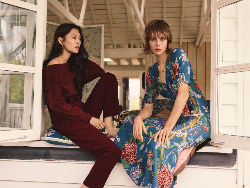 GP & J BAKER X H&M - brit printek az új kollaborációban - tavaszi-es-nyari-divat -