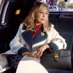 Faye Dunaway a Gucci új táska kampányában szerepel