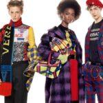 54 modell szerepel Versace 2018 őszi-téli kampányában