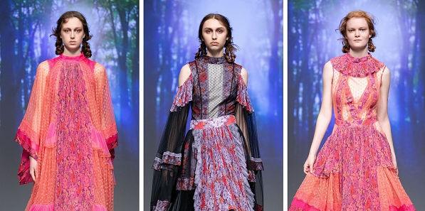 #LFW Bora Aksu SS2019 - Papusza, a vándorcigány költőnő ihlette kollekció - tavaszi-es-nyari-divat, minden-mas, london-fashion-week, fashion-week, divattervezo -